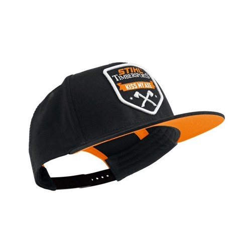 "CAPPELLINO STIHL TIMBERSPORTS ""KISS MY AXE"""